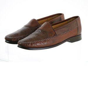 Avventura Men's Dress Loafer Shoes Size 8